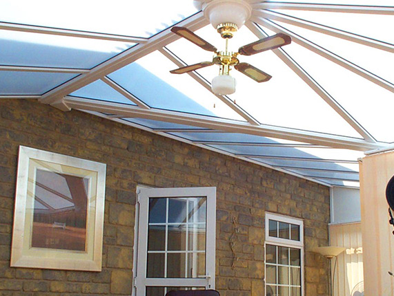 Trade Polycarbonate Conservatory Roofs Scotland