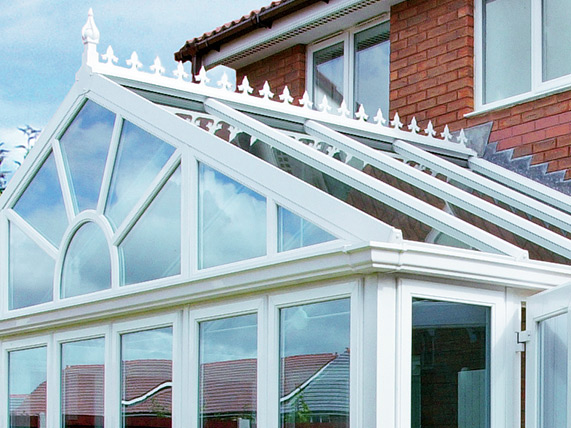 Trade Glass Replacement Conservatory Roofs Scotland