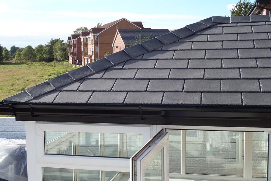 Lightweight Tiled Conservatory Roofs Scotland